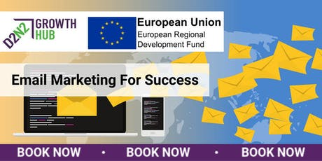 Email Marketing for Success tickets