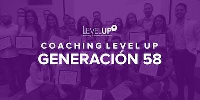 Coaching Level Up - Generación 58