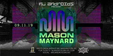 Mason Maynard at Flash (21+) tickets