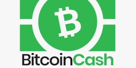 Bitcoin Cash Meet Up tickets