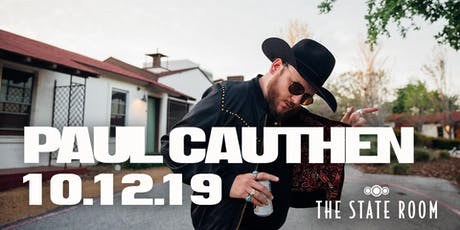 Paul Cauthen tickets