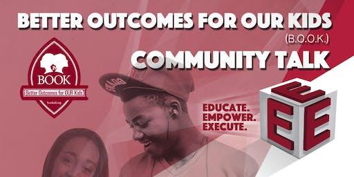 BOOK CommunityTalk @ ANCS: Schools, Communities and the Impact of Economic Development