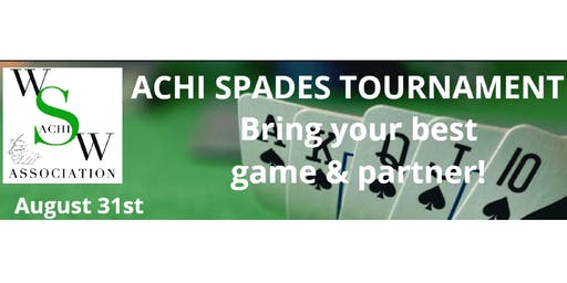 ACHI Spades Tournament