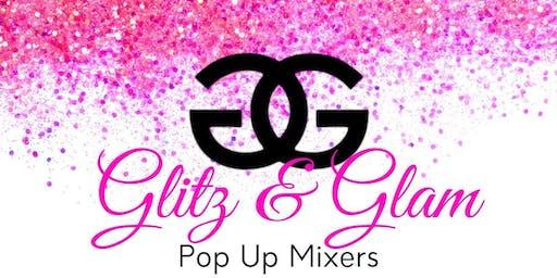 Glitz and Glam Pop Up Mixer