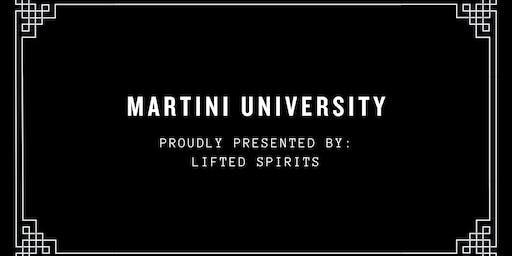 Martini University - Martinis 101