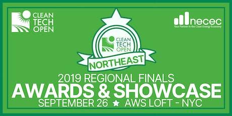 2019 Cleantech Open Northeast Regional Finals: Awards & Showcase tickets