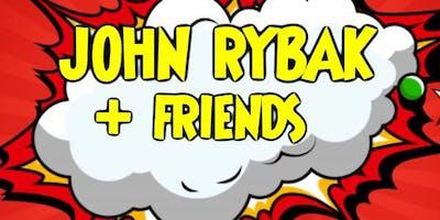 John Rybak + Friends at Pedro Point Brewing