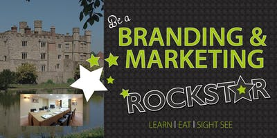 Be a Branding & Marketing Rockstar!