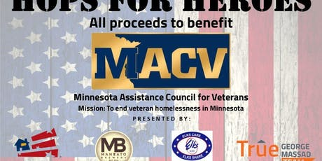 HOPS for Heroes tickets