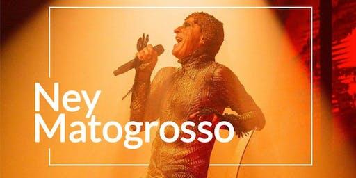 Excursão: Ney Matogrosso em João Pessoa
