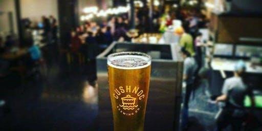 Central Maine GPO Cushnoc Brew Tour