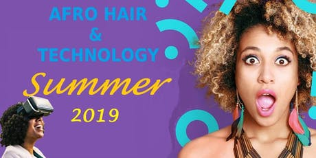 Afro Hair Tech - Black to the future PT 3.0 tickets
