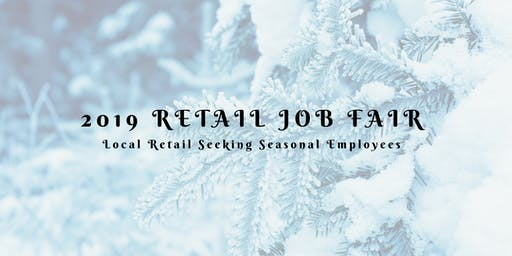 2019 Retail Job Fair