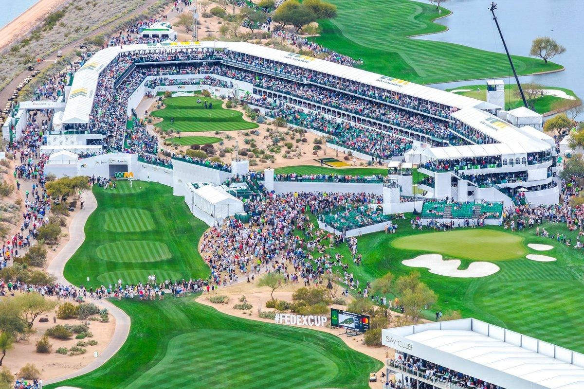 Trinity at Phoenix Open- THU. 1/30/20