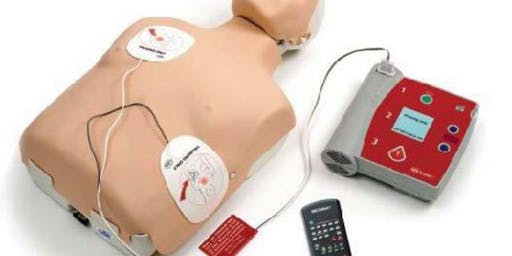 BLS CPR Class Hands On Instructor Led course.