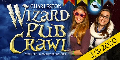 Wizard Pub Crawl (Charleston, SC)