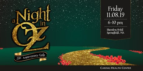 """CHC's 25th Anniversary Gala """"A Night in Oz: There's No Place Like Our Medical Home"""" tickets"""
