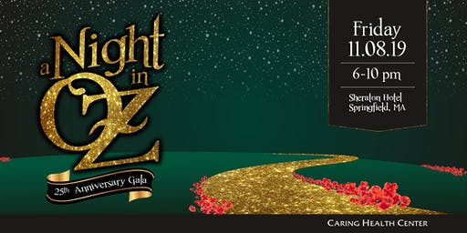 "CHC's 25th Anniversary Gala ""A Night in Oz: There's No Place Like Our Medical Home"""