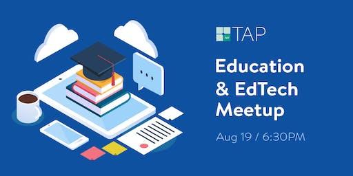 TAP-NY Education & EdTech Meetup