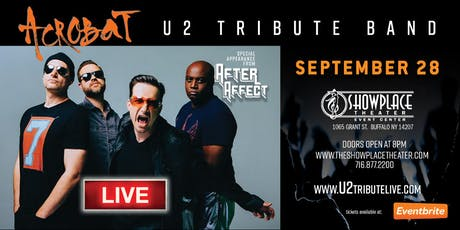 ACROBAT  The #1  U2 cover band tickets