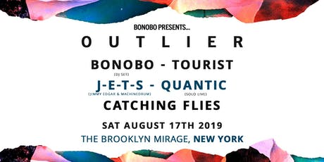 Bonobo Presents OUTLIER - Brooklyn, NY tickets