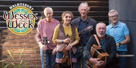 English Country Dancing with the Brewery Band tickets