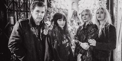 Death Valley Girls, Crocodiles, Kate Clover