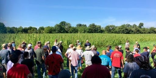 Industrial Hemp Production Field Day