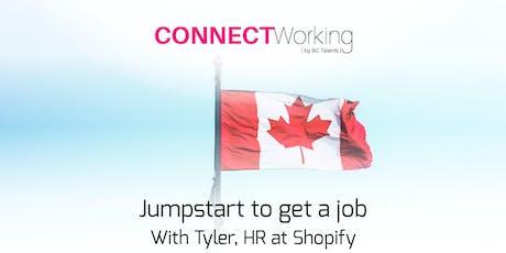 CONNECTWorking September 3rd, 2019 - Jumpstart to Get a Job tickets