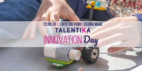 Innovation Day Summer Edition - Cecina biglietti