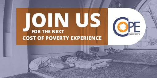 Cost of Poverty Experience (C.O.P.E)--Orange County