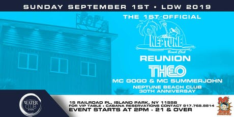 Neptune Reunion Party w/ THEO tickets