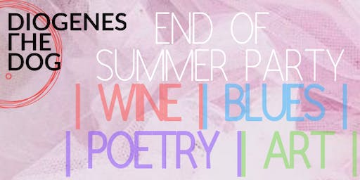 Diogenes The Dog : End Of Summer Party