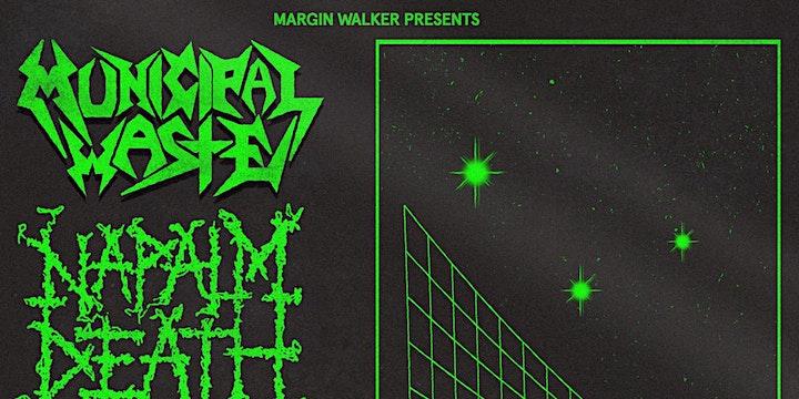 Napalm Death + Municipal Waste
