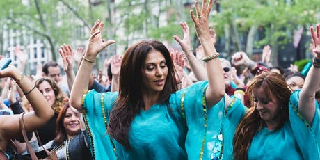 Free Bhangra Class at Herald Square tickets