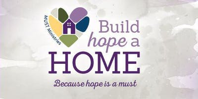 An Exclusive First Look - Build Hope a Home