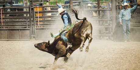 BULLS, BARRELS & MUTTON BUSTIN' tickets