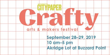 Crafty Arts & Makers Festival 2019 tickets