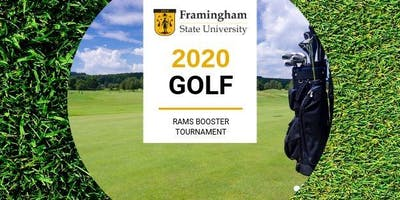 Framingham State Rams Booster Golf Tournament - 2020