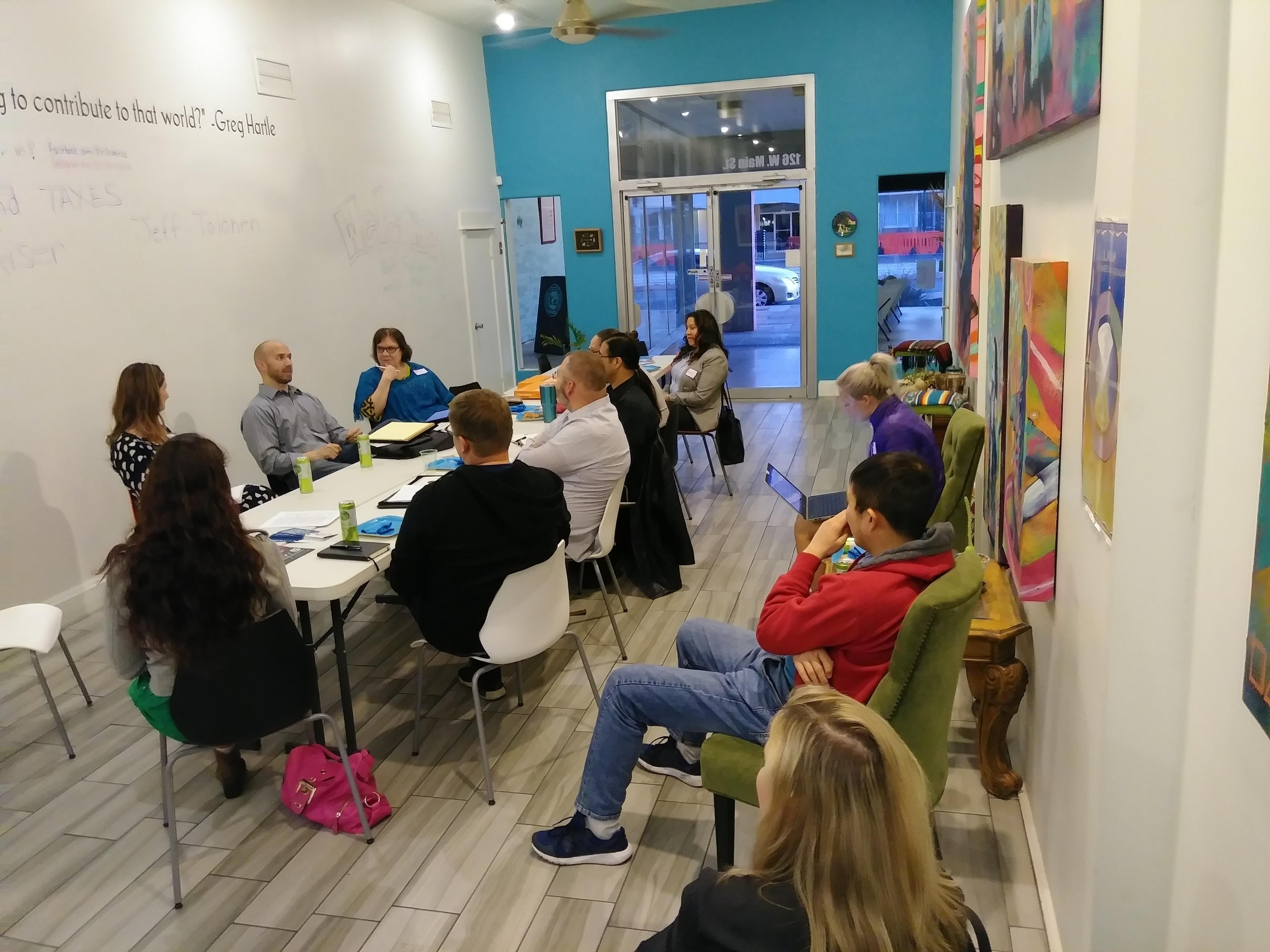 Phoenix Freelancers Union SPARK: Expert Panel Discussion: Growing your freelance business