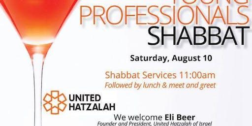 Hampton Synagogue Young Professionals Shabbat