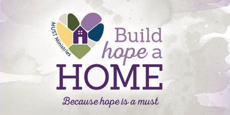 An Exclusive First Look - Build Hope a Home tickets