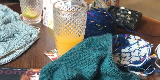 Knit Night on the Road