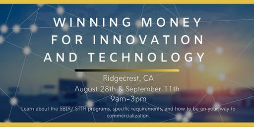 Winning Money for Innovation and Technology: