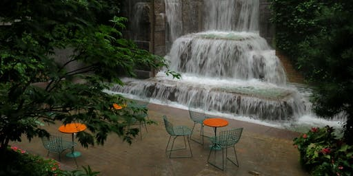 NYC Wild! Essentials: Manhattan: Midtown Public Spaces, Fountains and Waterfalls Photography Ramble #3