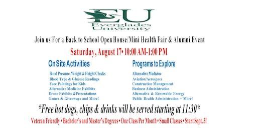 Everglades University Open House