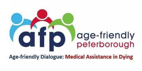 Age-friendly Dialogue: Medical Assistance in Dying tickets