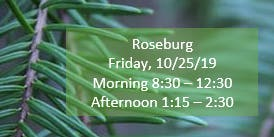 Roseburg Morning Fall Regional Training SECC/Child Find/Data Manager