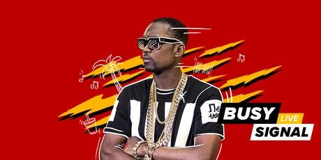 BUSY SIGNAL & FRIENDS LIVE@  MARACUS tickets