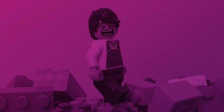 Lego Walk Challenge tickets